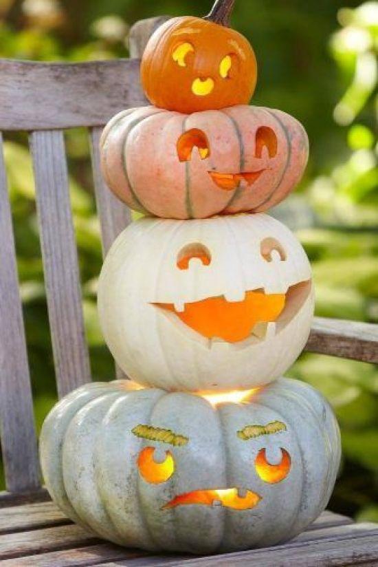 Unique Ways To Carve Your Pumpkin This Halloween