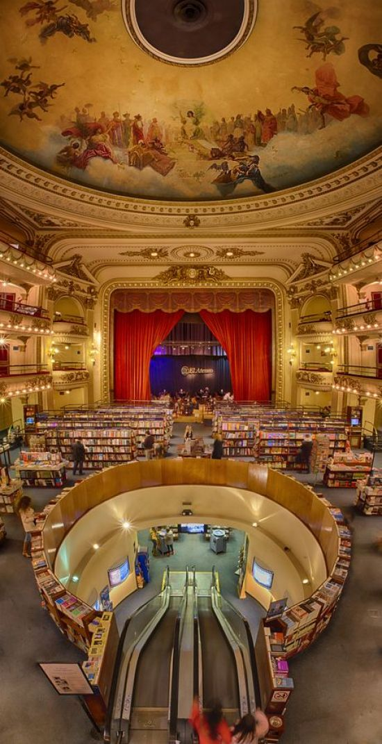 The 10 Most Aesthetic Bookshops In The World