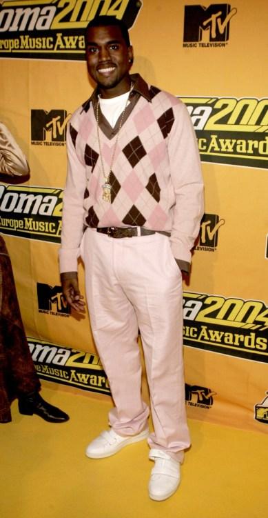 Kanye west sweater vest