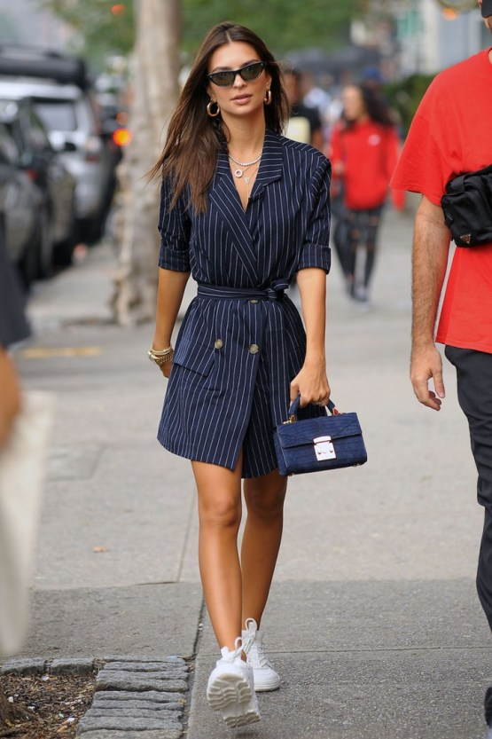 20 Emily Ratakjowski Outfits That Changed The Way We Look At Clothes
