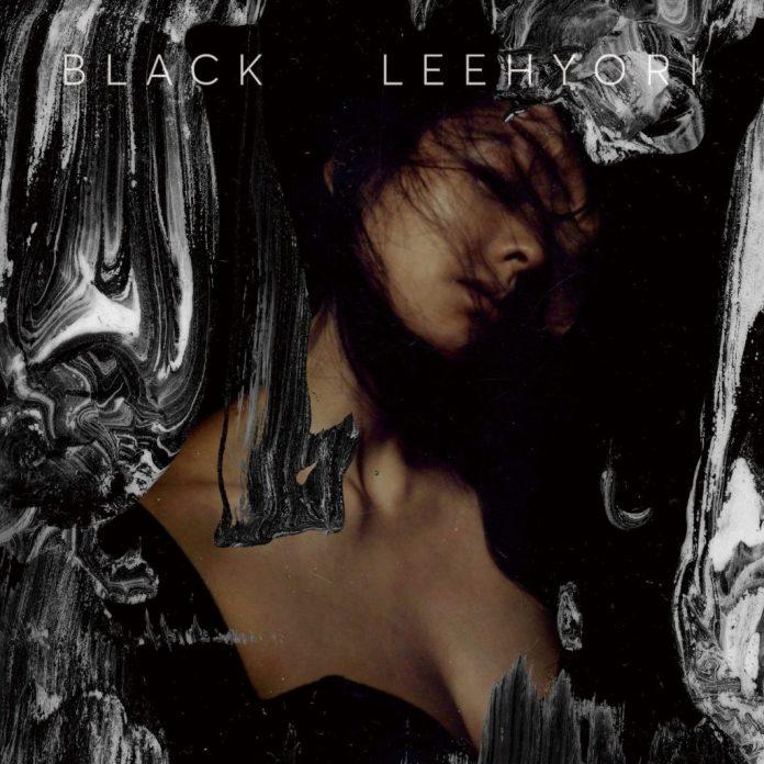 Lee Hyori Black album cover