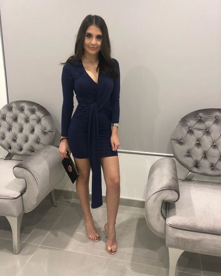 5 Long Sleeve Dresses You Can Wear Day Or Night