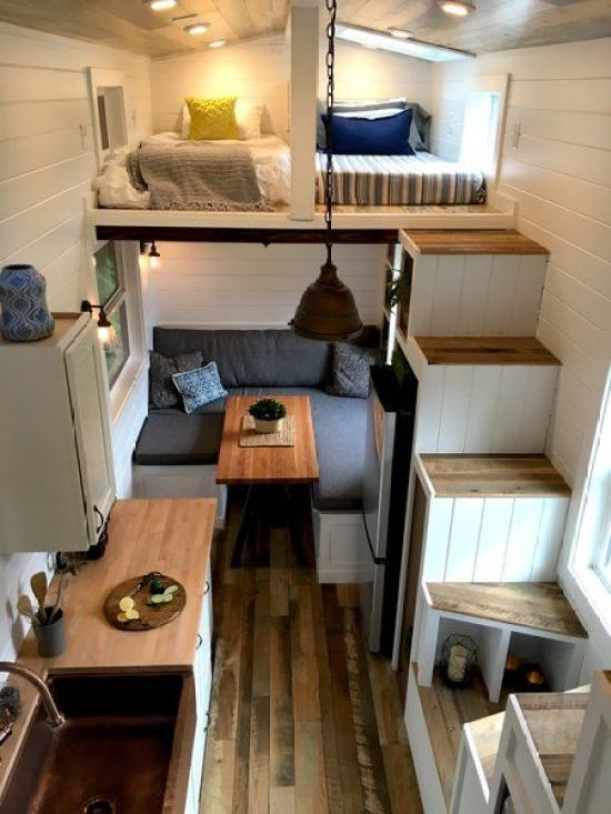 Cool Tiny House Ideas To Maximize Space That'll Blow Your Mind
