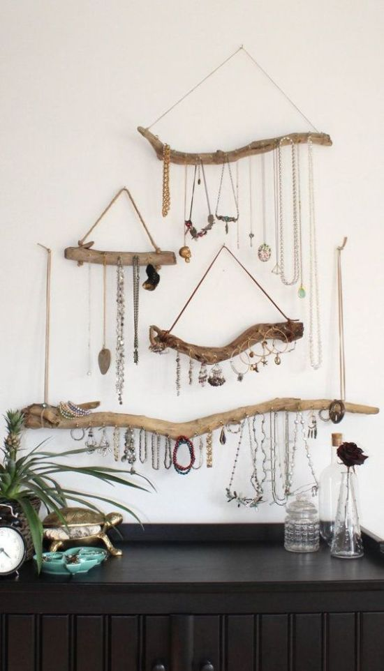 Cutest Ways To Display Jewelry