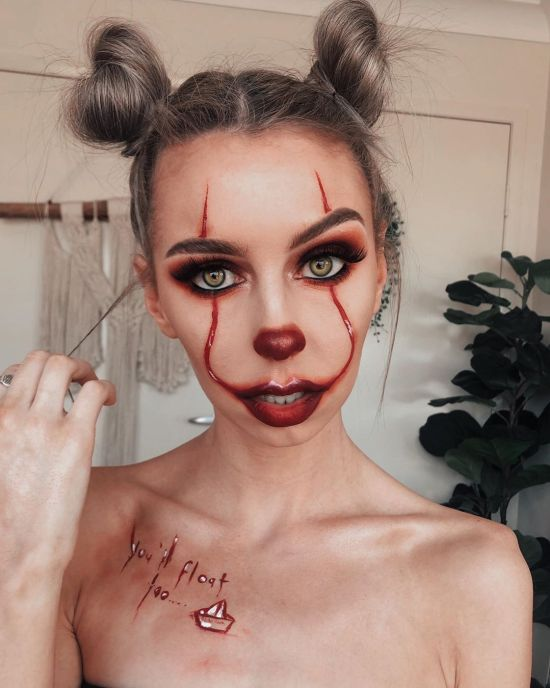 Halloween Makeup Looks That Require Minimal Effort