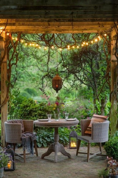 How To Create A Magical Garden Room In Your Backyard