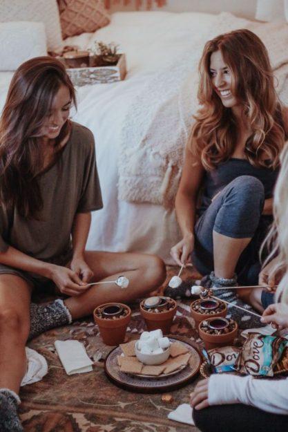 10 At Home Treat Yo-Self Ideas