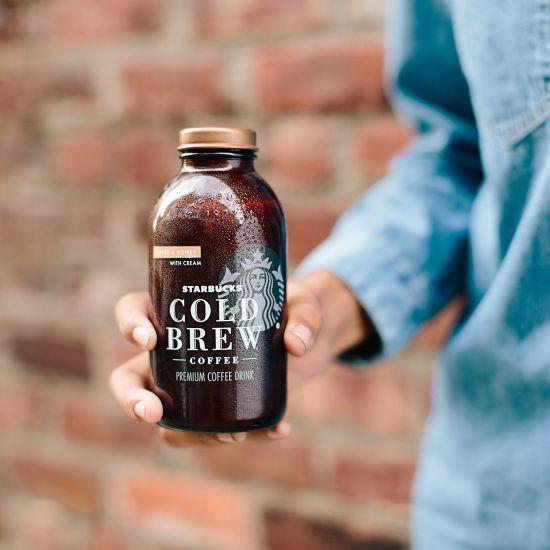 Starbucks Cold Brew Coffee