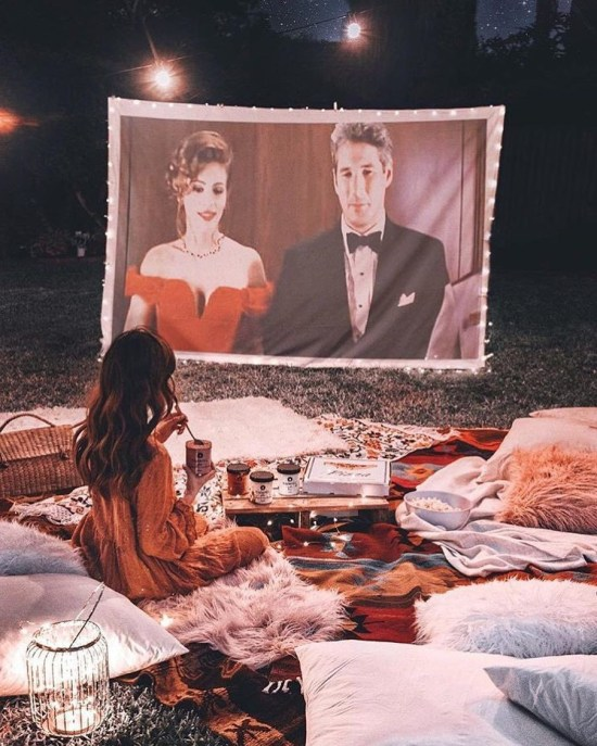 The Dos And Don'ts Of A Cinema Date
