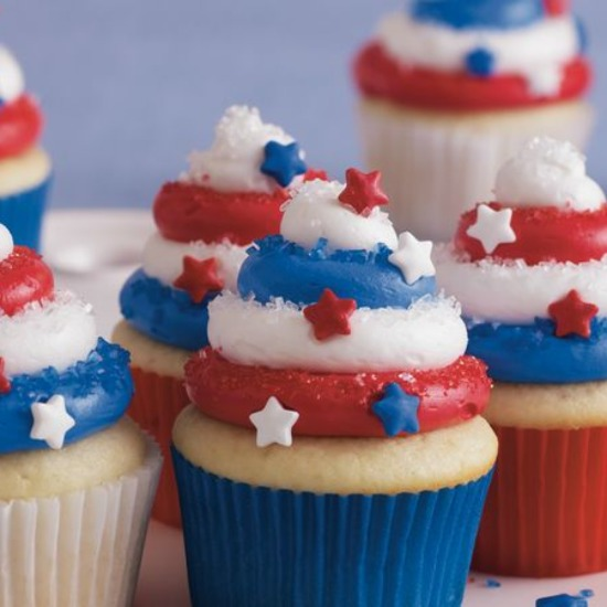 Memorial Day Desserts That Are So Red, White, And Blue