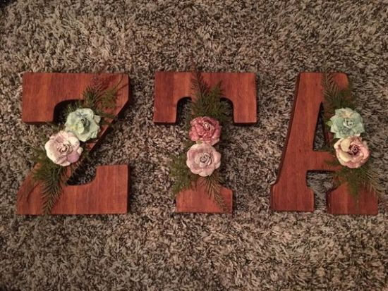 10 Letter Ideas You And Your Sorority Sisters Will Love