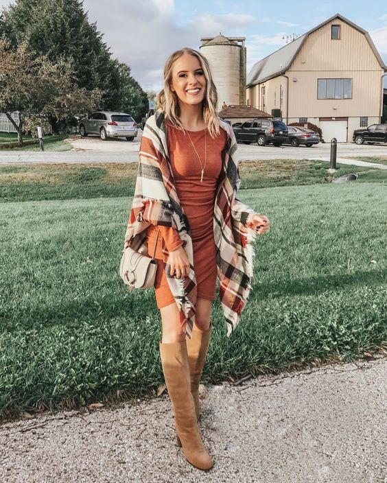 Casual Fall Outfits For A Chilly Day