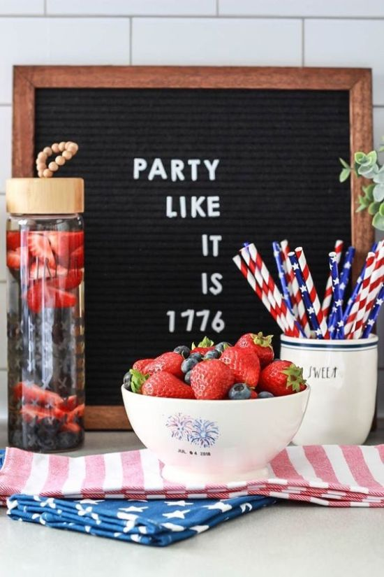 Creative Decor Ideas For The 4th Of July