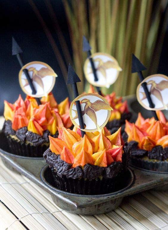 Movie Inspired Cupcakes That Are Too Pretty To Eat