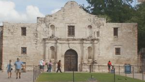 The history of San Antonio is here