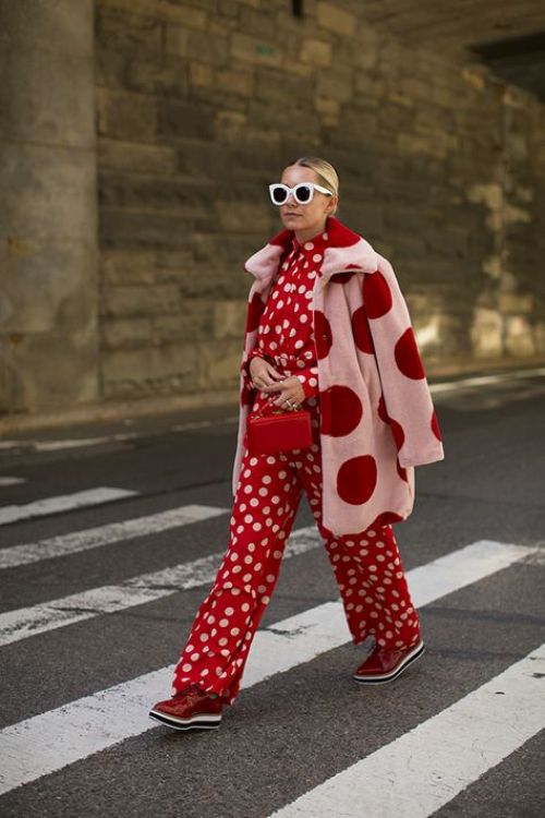 How To Wear Polka Dots This Season