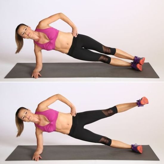 Great Workout To Get Those Summer Abs