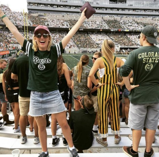 Colorado State University Celebrates Homecoming