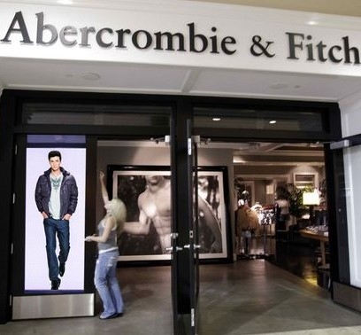 Abercrombie & Fitch provides a collection of comfortable and long-lasting clothes that look and feel good for their customers.