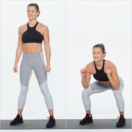 Everything You Need To Know About Doing Air Squats