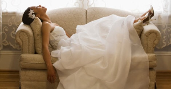 10 Wedding Day Tips for the Anxious Bride