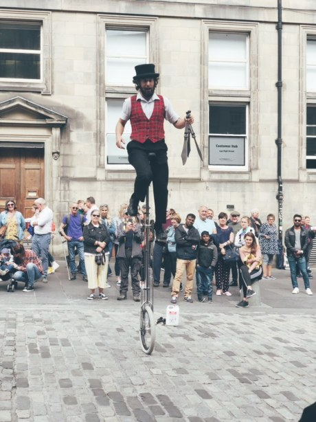 10 Things You Learn About Edinburgh Festival Fringe As A First Timer