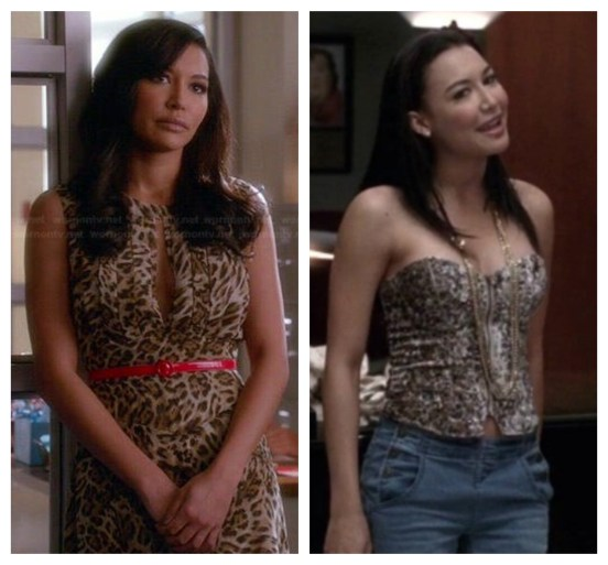 How The Girls Of Glee Made Us All More Fashionable