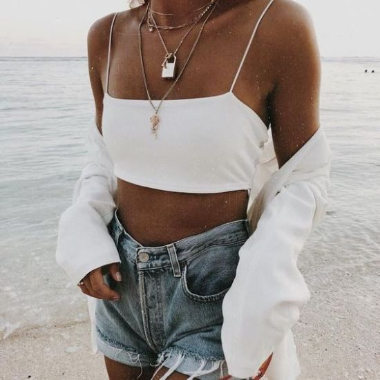 10 Perfect Occasions For A Cute Little Crop Top