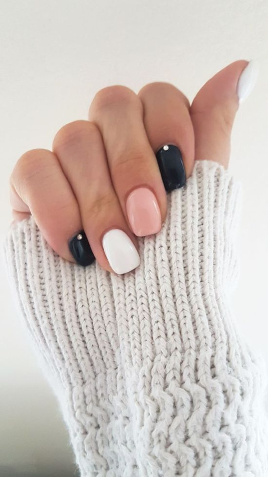 The Most Popular Nail Shapes For Spring 2020