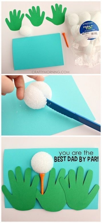 10 DIY Father's Day Cards You Can Make For Dad This Year