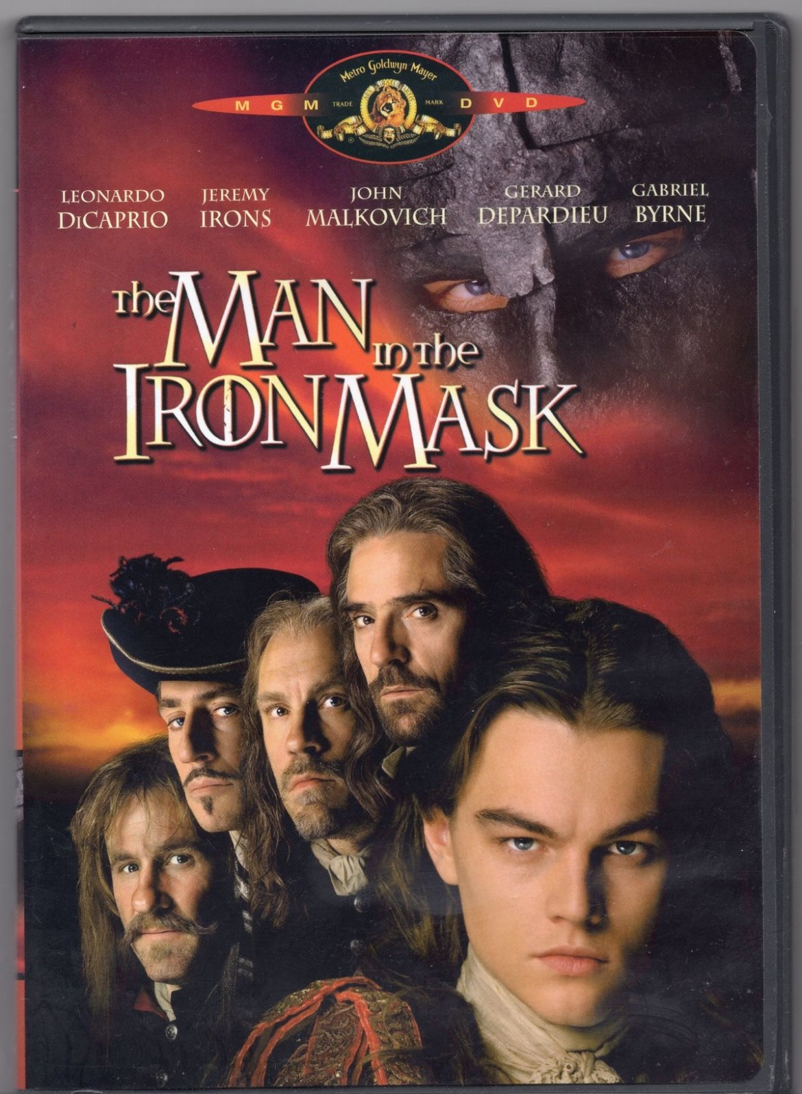 The Man In The Iron Mask Film Poster