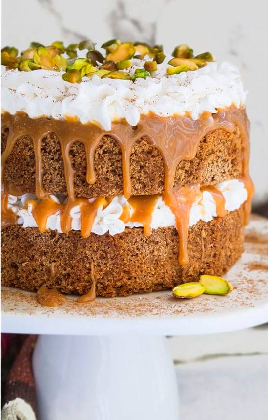 Fall Cake Recipes Perfect For An Autumn Party