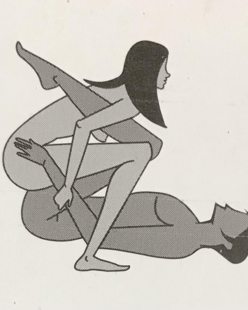 10 Freaky Sex Positions You Need To Try