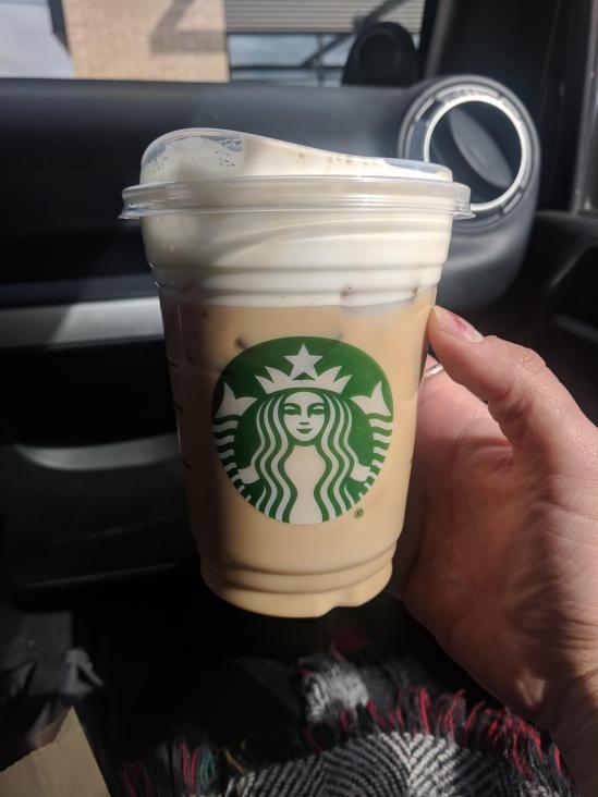 Starbucks Iced Drinks