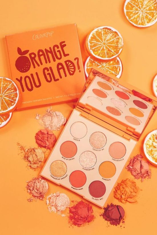 *Replace Your Nude Makeup Palettes This Spring With These Bright And Vibrant Ones