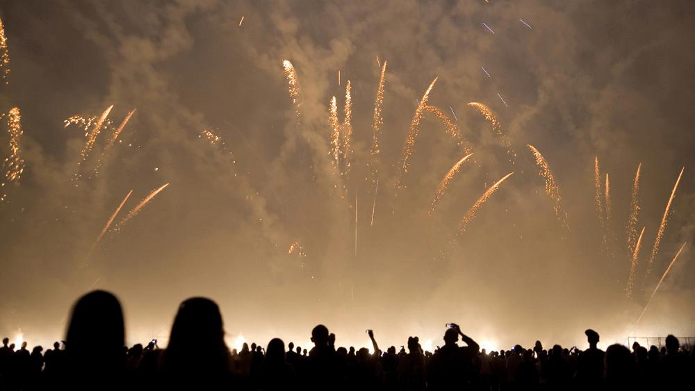 Comet Firework
