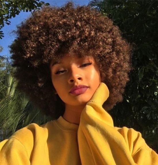 A healthy Afro is essential an ecstatic personality. Don't limit your Afro, allow it to grow without an constraints. Here is how!