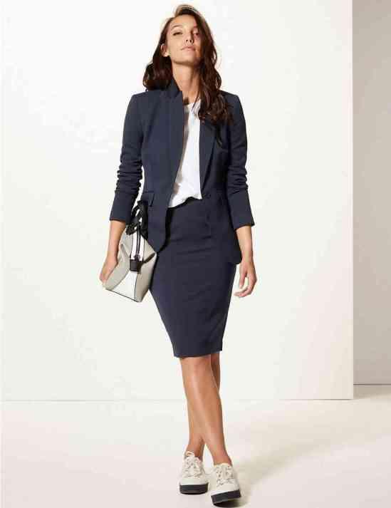 8 Ways To Style A Basic Blazer