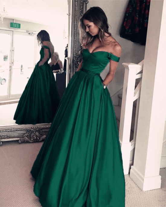Gorgeous Prom Gown Dresses You'll Want To Order RN