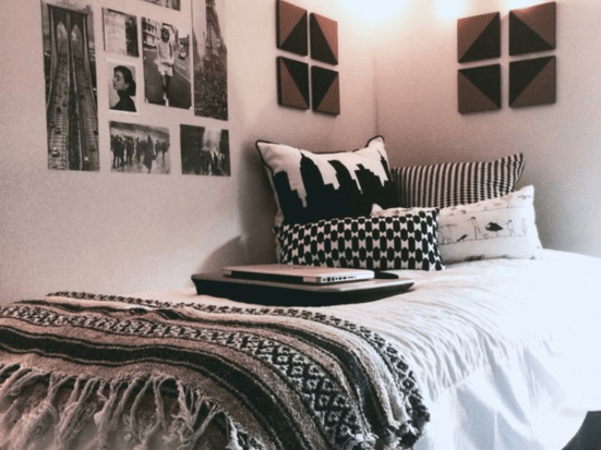 10 Ways To Make A Dorm Room Feel Like Home