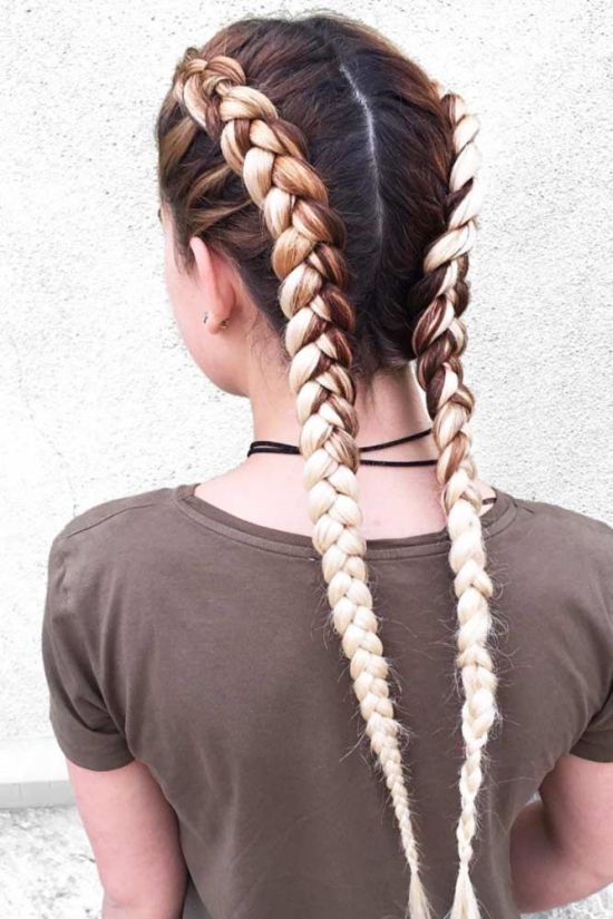 15 Easy Braid Hairstyles When You Have So Much Free Time