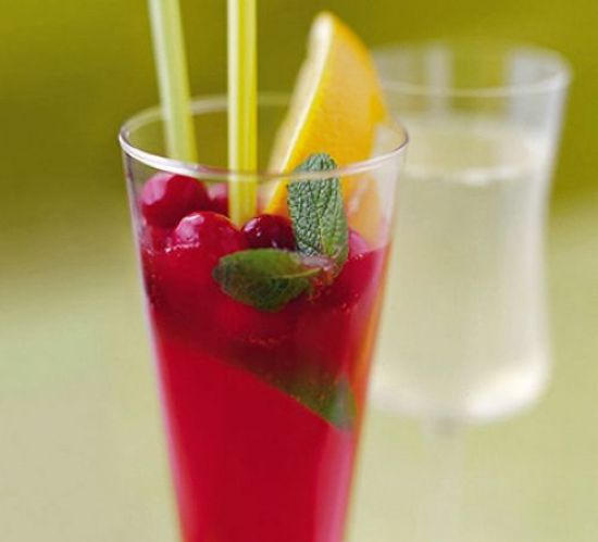 Fruitiest Mocktails - Driver's Punch