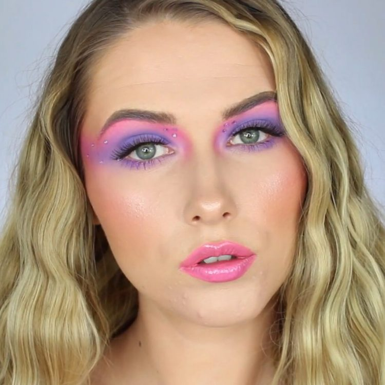 15 Euphoria Makeup Tutorials That Are Super Easy