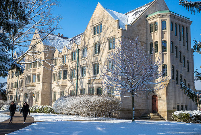 Ball State Dorms Ranked