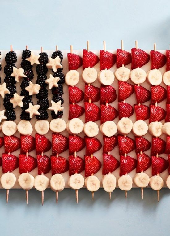 The Best Summer Desserts For The Fourth Of July!