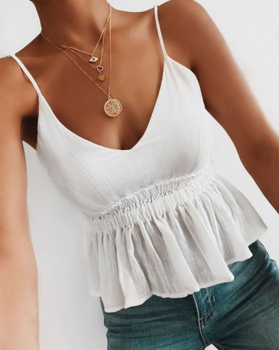 16 Trendy Summer Outfits You Can Wear Day To Night