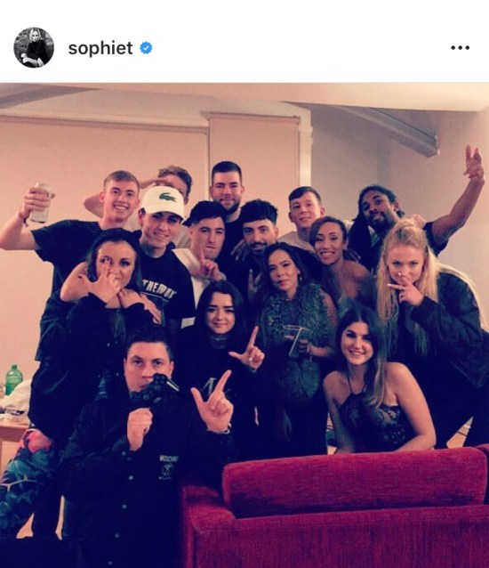 10 posts that show Sophie Turner is ABSOLUTE GOALS