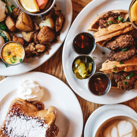 5 Great Brunch Spots In Montreal For Every Price Point