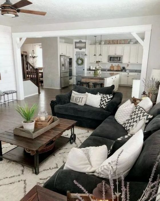 Home decor trends for this year are evolving from the picture-perfect designs with immaculate furniture and design pieces that form the home. There is no shortage of homes that are styled perfectly from online images to social media posts.