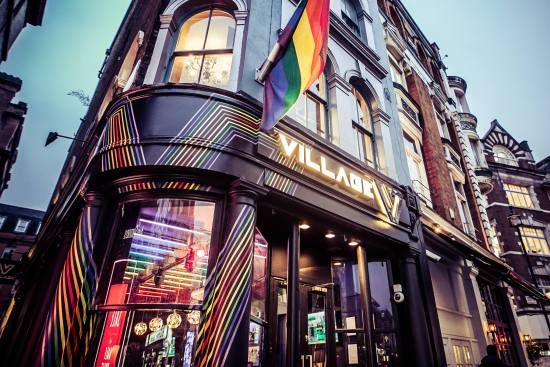 The 7 Places Every LGBTQ+ Person Needs To Know In London